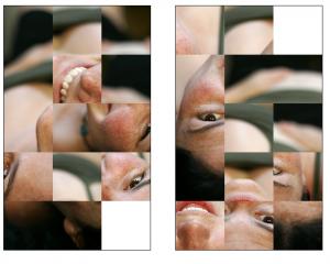 Sliding Image Puzzle