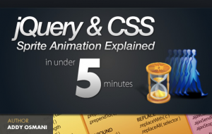 jQuery & CSS Sprite Animation Explained