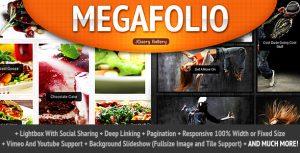 Megafolio Gallery jQuery Plugin
