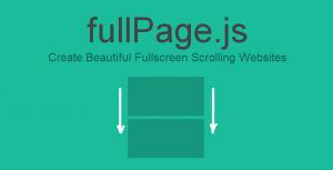 fullPage.js